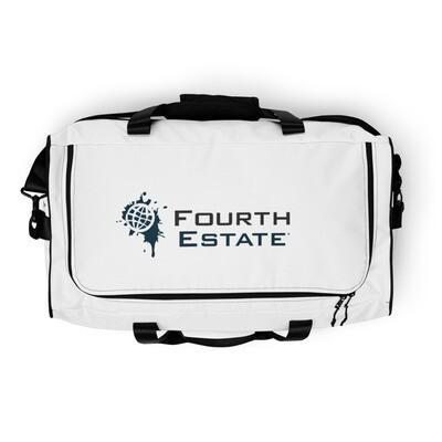 Fourth Estate® Logo Duffle bag
