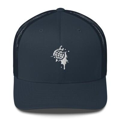 Fourth Estate® Logo Trucker Cap