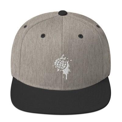 Fourth Estate® Logo Snapback Hat