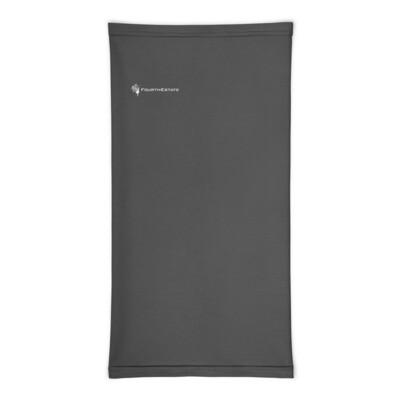 Fourth Estate® Logo Neck Gaiter (grey)