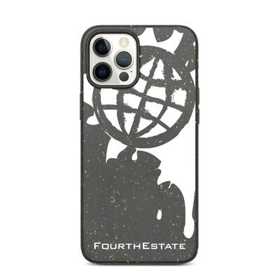 Fourth Estate® Logo iPhone case ***Biodegradable***