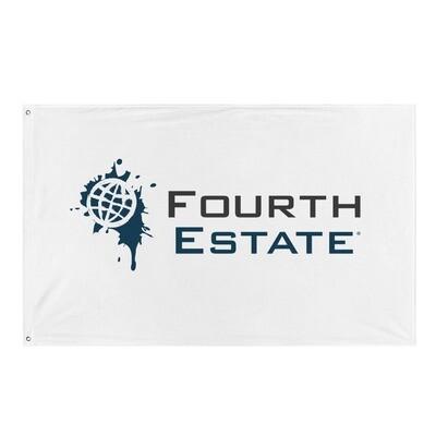 Fourth Estate® Wall Flag