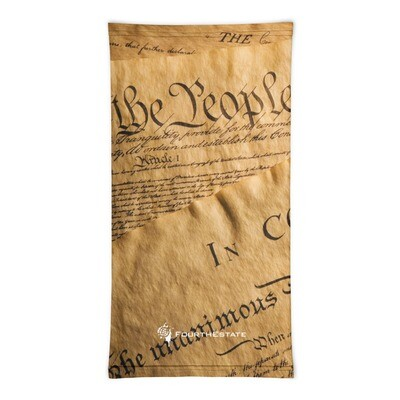 'We the People' Neck Gaiter