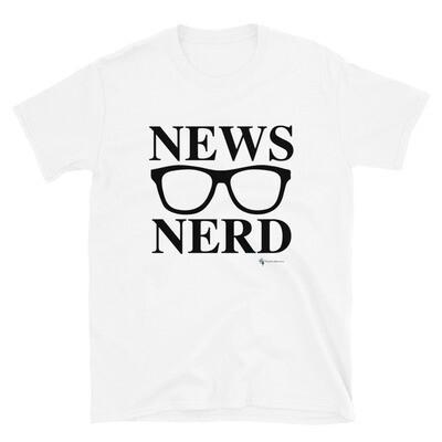 News Nerd T-Shirt