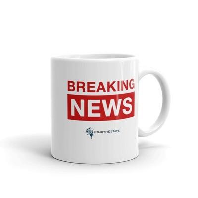 Breaking News Mug