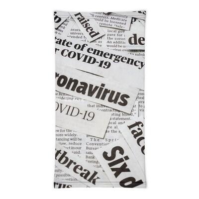 Coronavirus News Headlines Gaiter