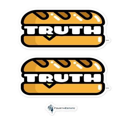 Truth Sandwich Stickers
