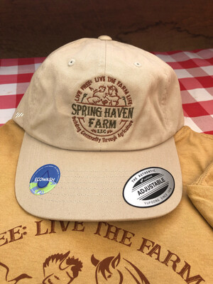 Spring Haven Farm Hat