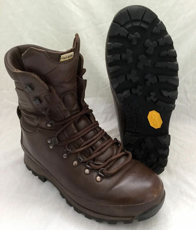 Boots Alt-Berg Defenders Military Surplus