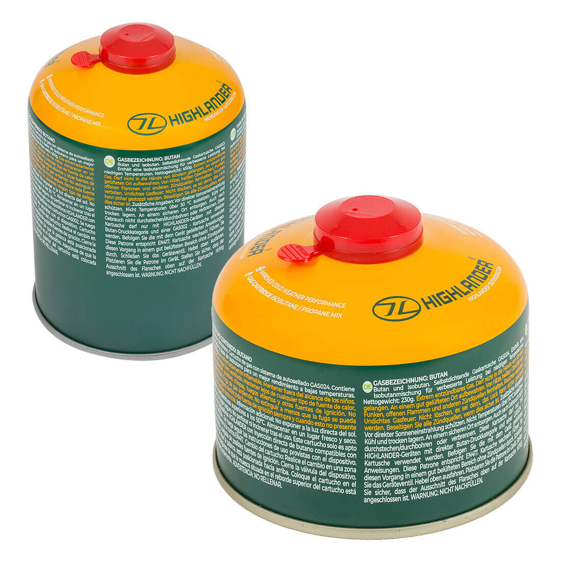 Camping Gas 450G 230G