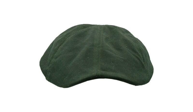 Cap Walker & Hawkes - Unisex Wax Duckbill Country Hat
