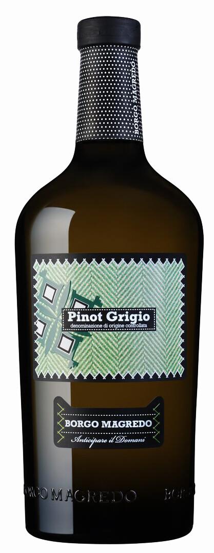 Borgo Magredo Pinot Grigio DOC 750 ml.