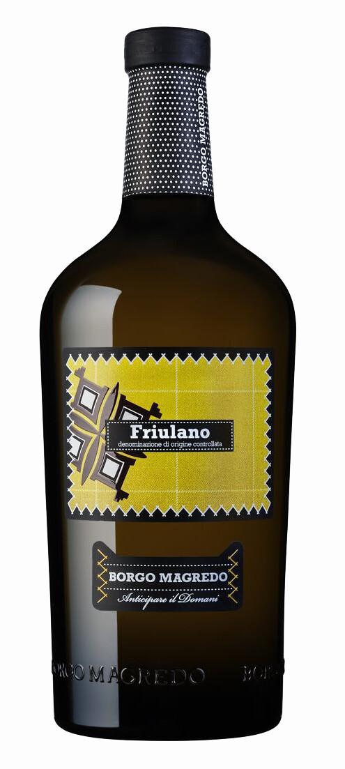 Borgo Magredo Friulano DOC 750 ml.