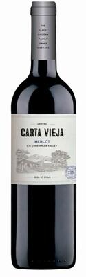 Carta Vieja Merlot 375 ml.