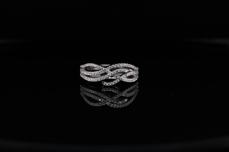 Solitaire Designer Ring