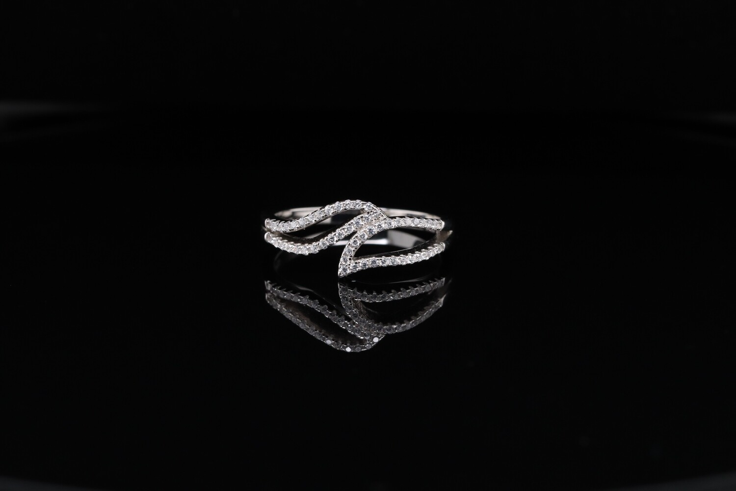 Solitaire Sparkling Ring