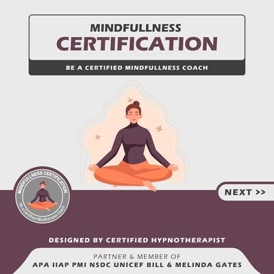 Mindfulness  Certification