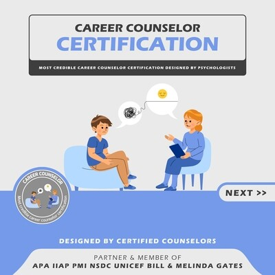 Career Counselor Certification