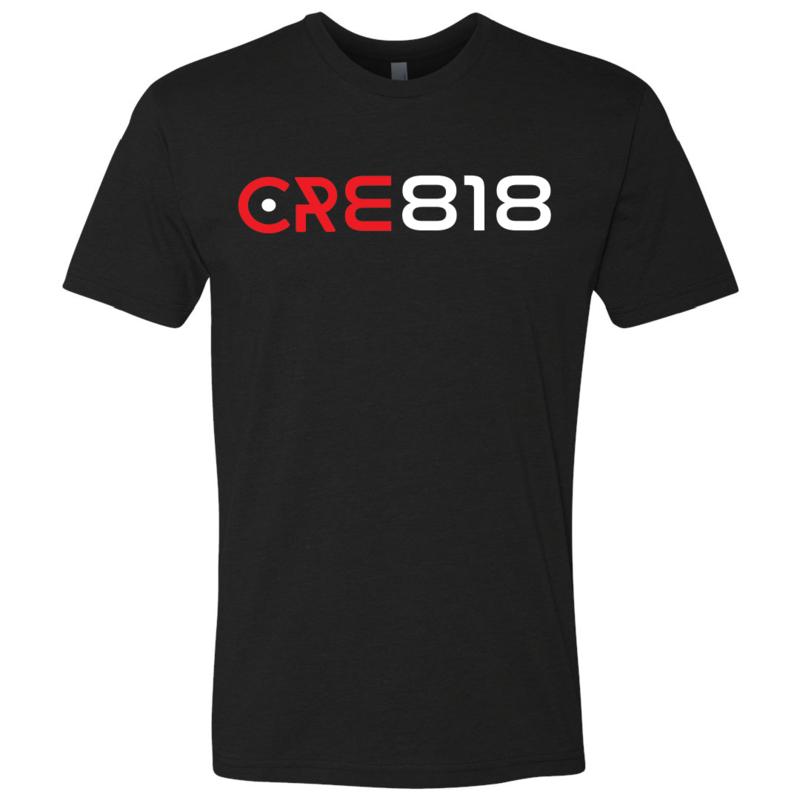 CRE818 Brand T-Shirt (Men's Shirt)
