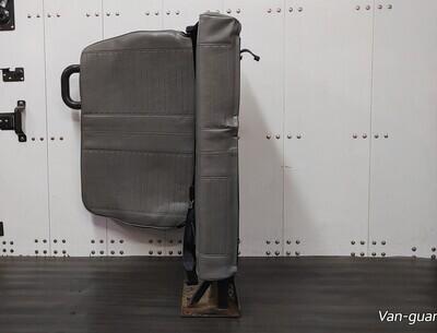 2 Passenger Bench Seat - Foldaway