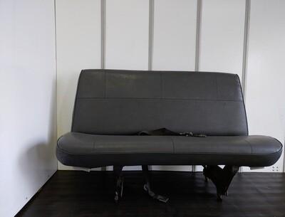 3 Passenger Vinyl Bench Seat