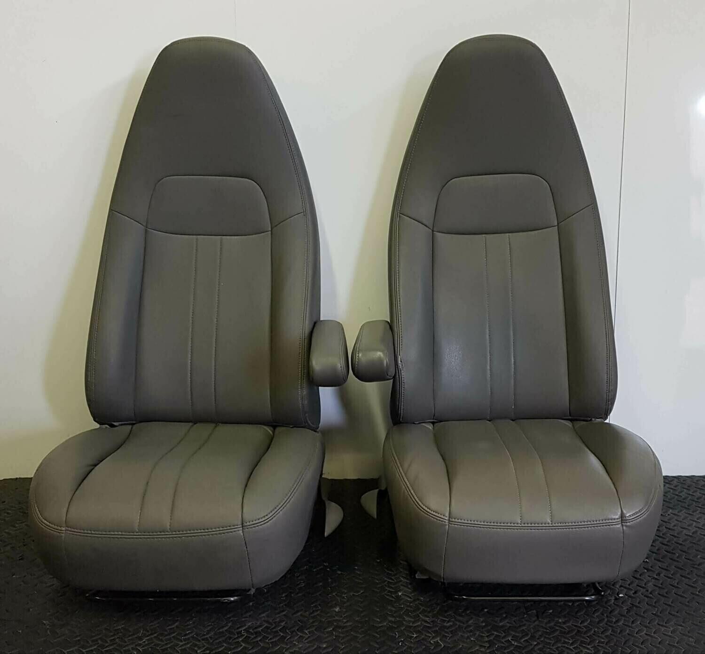 Chevy Front Seats - Vinyl