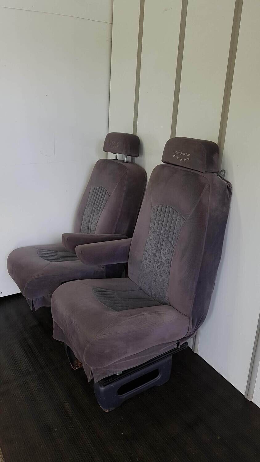 Chevy Front Seats - Upgrade