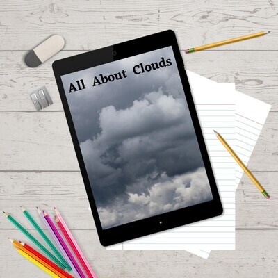 All About Clouds Mini Unit Study