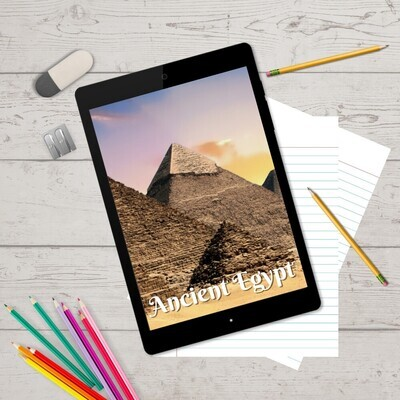 Ancient Egypt Mini Unit Study