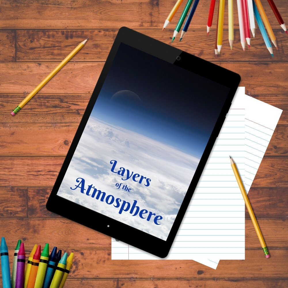 Layers of the Atmosphere Unit Study