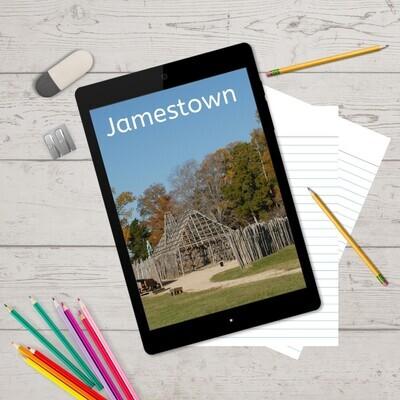 Jamestown Unit Study