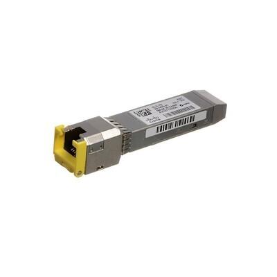 Cisco 10/100/1000BASE-T, Extended Temperature SFP Transceiver Module, Part Number: GLC-TE