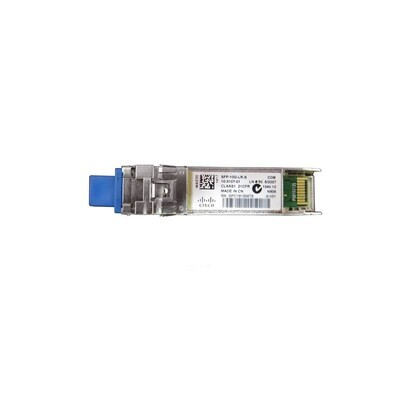 Cisco SFP+ 10GBase-LR, 10Km', Singlemode Module (S-Class, Enterprise Version), Part number: SFP-10G-LR-S