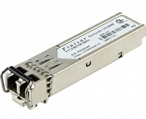 Finisar 1Gb/s 850nm' MMF (Multi Mode) Optical Transceiver