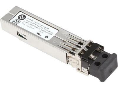 HPE X120 1Gb SFP LC SX 850nm' 550m' Transceiver