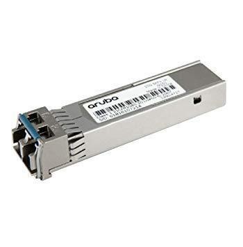 ARUBA X132 10G SFP+ LC LR 1,330nm', 10Km', Single Mode Optical Transceiver
