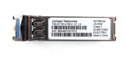 Juniper Small Form Factor Pluggable  1000Base-LX Gigabit Ethernet Optics