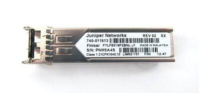 Juniper Small Form Factor Pluggable 1000Base-SX Gigabit Ethernet Optics