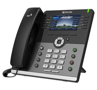 Xorcom UC926 Gigabit Color IP Phone