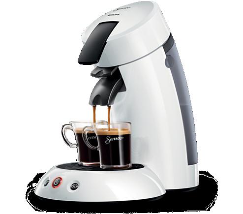 Philips Senseo® Soft Paper Pad Coffee Machine