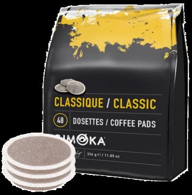 10 x 48  Gimoka Classic - Coffee Pads for Philips Senseo®