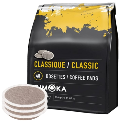 2 x 48 Gimoka Classic - Coffee Pads for Philips Senseo®