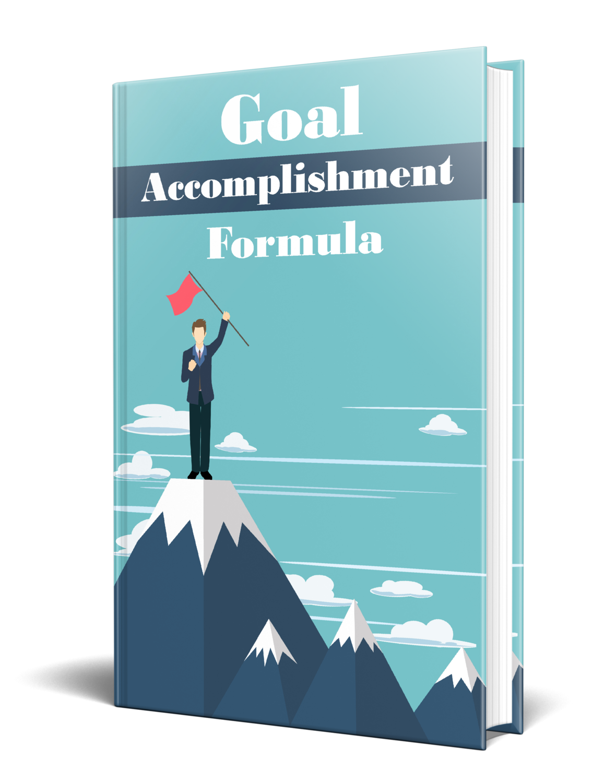 GOALS ACCOMPLISHMENT BOOK