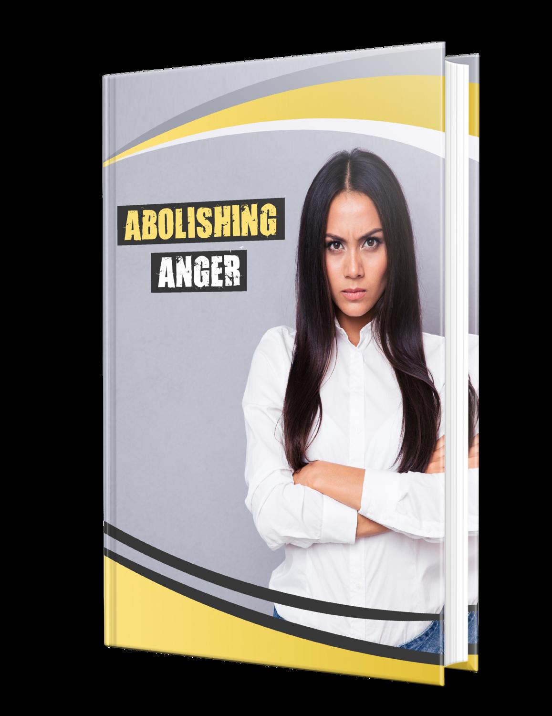 ABOLISHING ANGER SELF HELP EBOOK