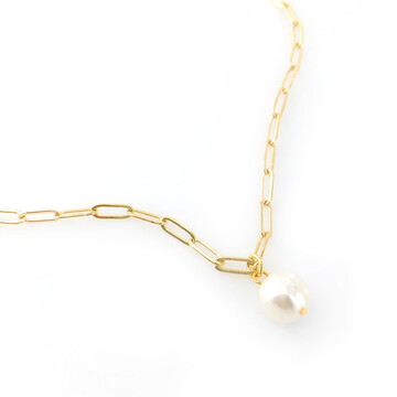 Pearl Paperclip NK