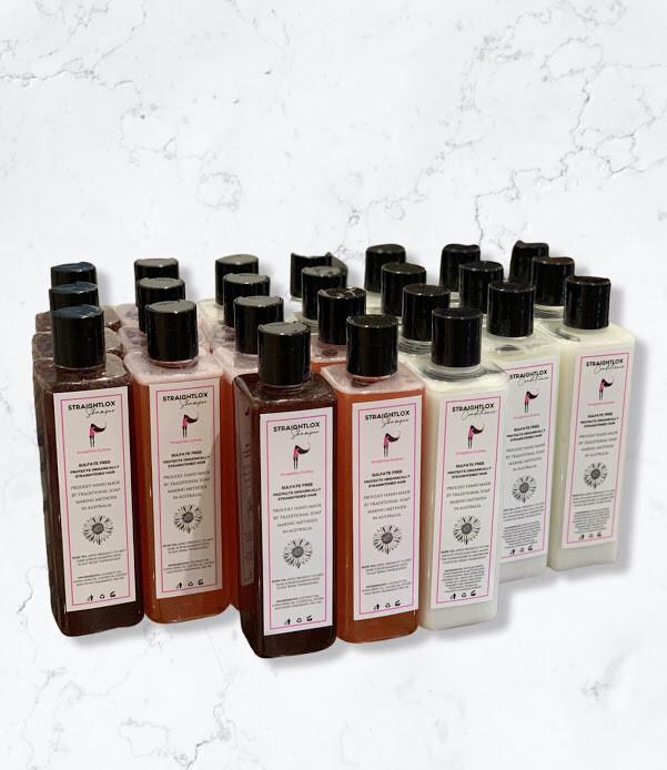 Straightlox Organic Shampoo