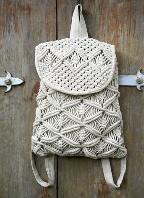 Loving Earth Boho Backpack