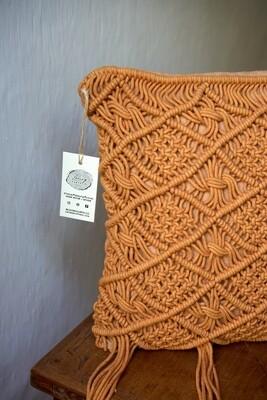 Autumn Cushion Cover - Brown