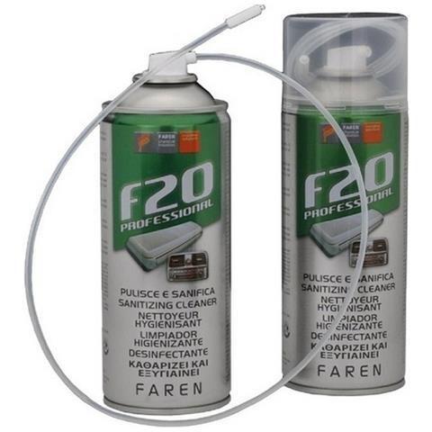 Pulitore - Igienizzante per climatizzatori - Modello: F20