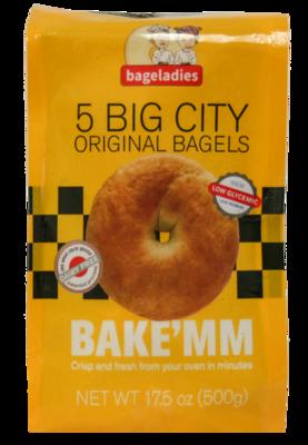 Big City Original [15 Bagels]